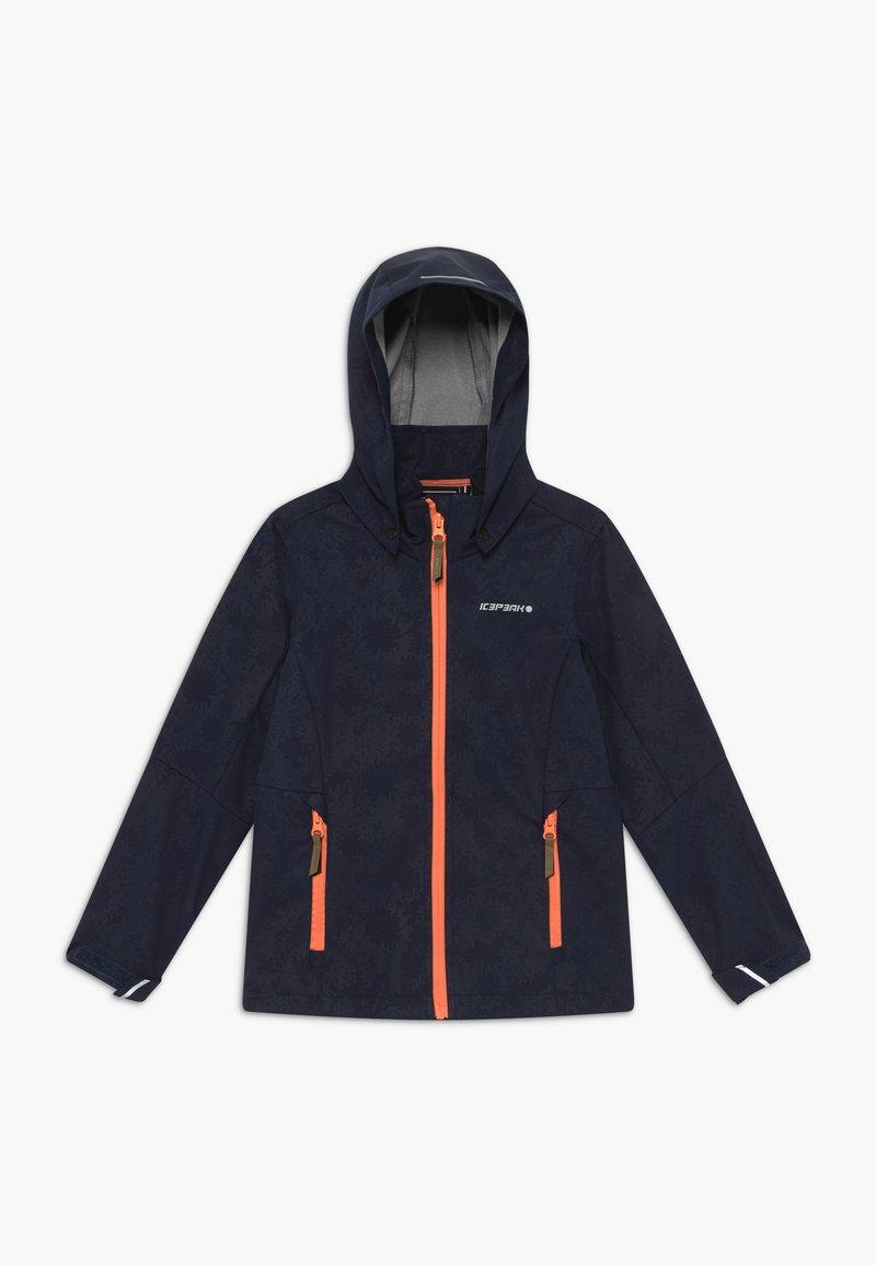 Icepeak - KOKOMO - Soft shell jacket - dark blue