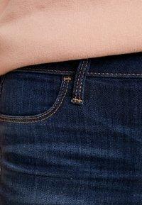 Hollister Co. - DESTROY - Skinny džíny - dark-blue denim - 5