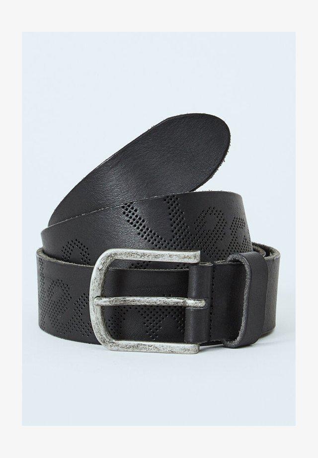 GEORGE - Belt - Black