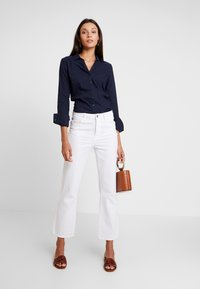 More & More - Button-down blouse - marine - 1