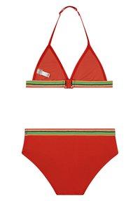 Shiwi - RAINBOW - Bikini - tropic red - 1