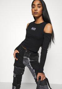 The Ragged Priest - SWAY TEE - Long sleeved top - black - 3