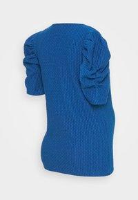 MAMALICIOUS - MLLOLA - Print T-shirt - dazzling blue - 1