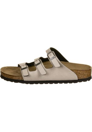 FLORIDA - Slippers - nude/brown