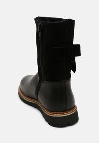 Friboo - LEATHER - Snowboots  - black - 4