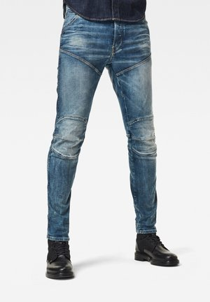 5620 3D SLIM - Jeans slim fit - antic faded kyanite