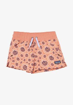 GIRLS COSTA RICA BAGGIES - Sports shorts - mellow melon