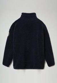 Napapijri - TEIDE - Fleece jumper - blu marine - 2