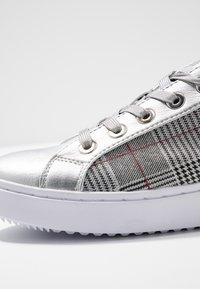 Bugatti - MELIS - Trainers - silver/multicolour - 2