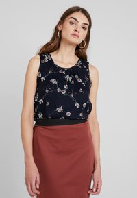 Vero Moda - VMWONDA - Blouse - night sky - 0