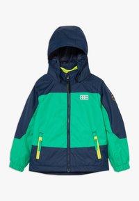 LEGO Wear - LWJOSHUA  3-IN-1 - Outdoor jacket - dark navy - 0