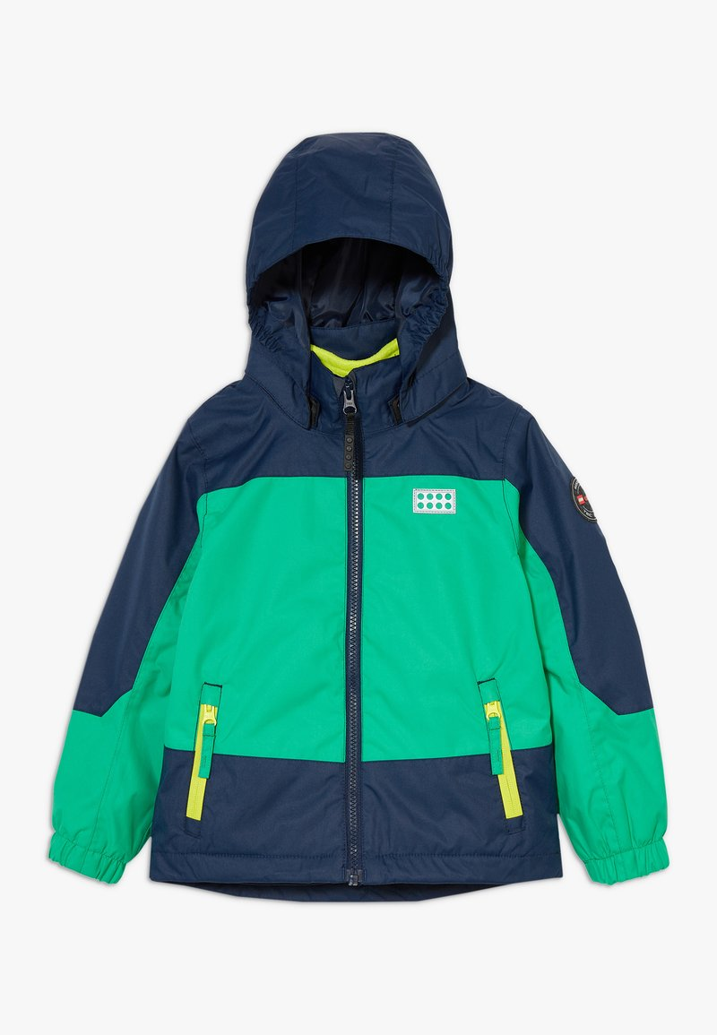 LEGO Wear - LWJOSHUA  3-IN-1 - Outdoor jacket - dark navy