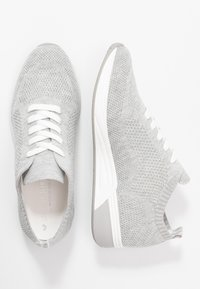 LOVE OUR PLANET by MARCO TOZZI - Sneakers laag - light grey - 3
