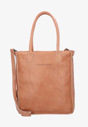 LAPTOPFACH - Tote bag - camel