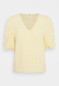 Object - OBJTAMAR - T-shirt print - bamboo/sandshell - 3