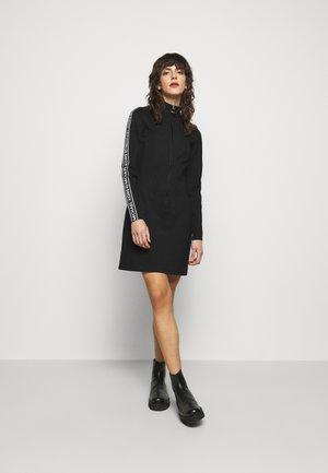 LOGO MINI  - Day dress - black