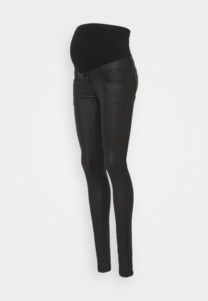 MLSANTOS - Slim fit jeans - black denim