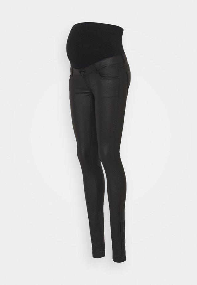 MLSANTOS - Slim fit jeans - black denim
