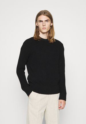 VINCENT - Jumper - black