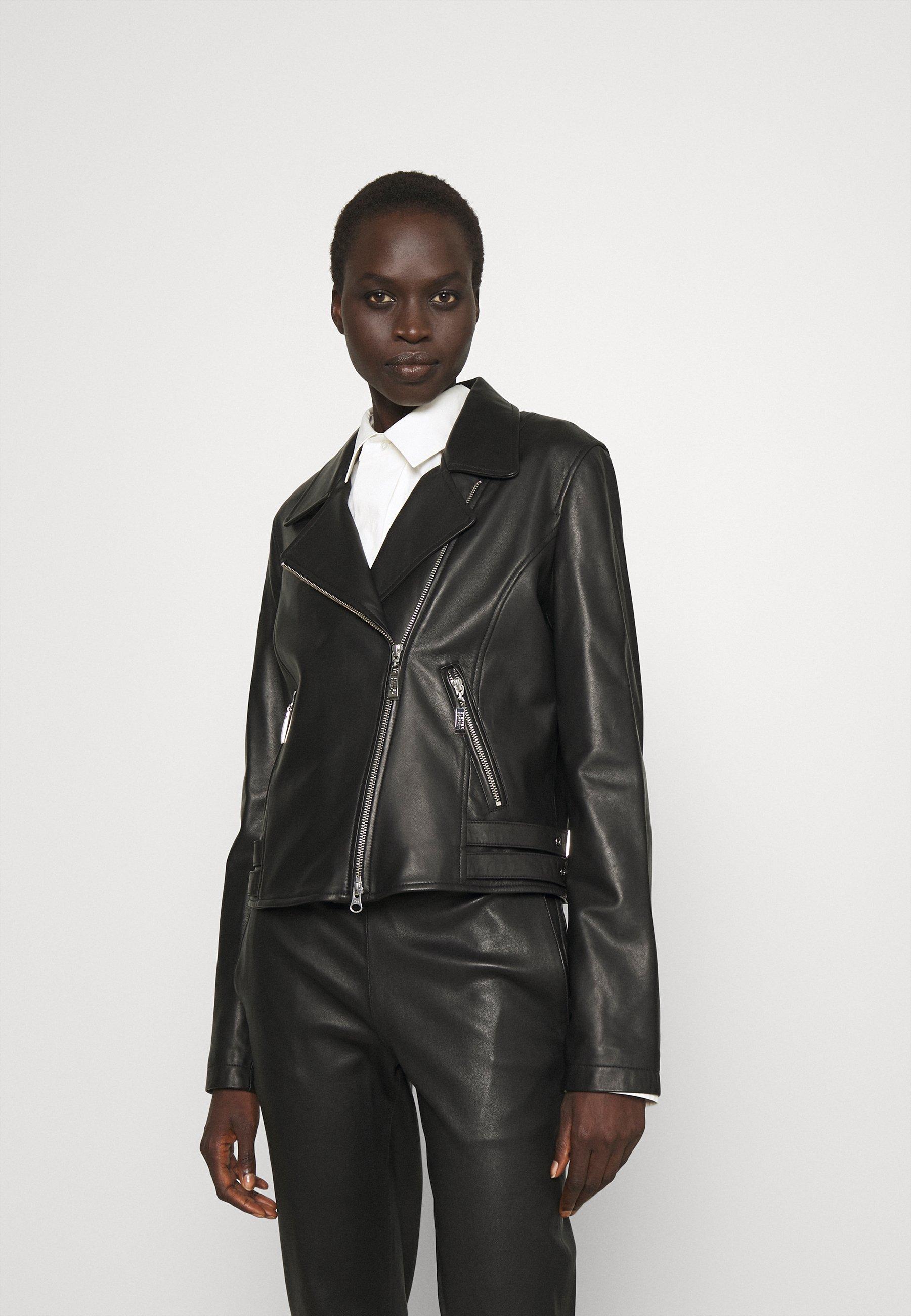 Women RANCHERA LUXURY BIKER JACKET - Leather jacket