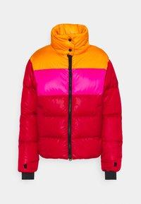 GARDA - Lyžařská bunda - red