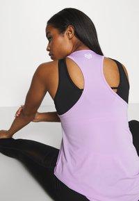 Pink Soda - SHADOW TANK - Sports shirt - lilac - 3