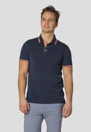 WALTON - Polo shirt - dk.navy