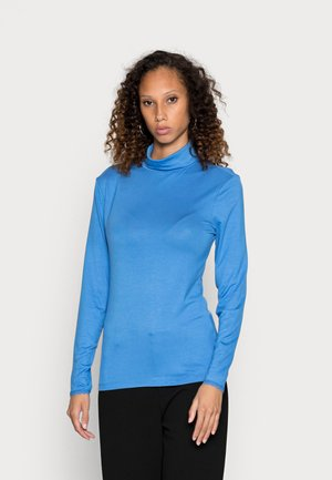 ESSENTIAL LACE - Long sleeved top - marina