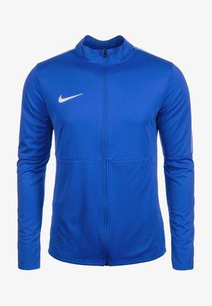 DRY PARK 18 - Trainingsjacke - blue