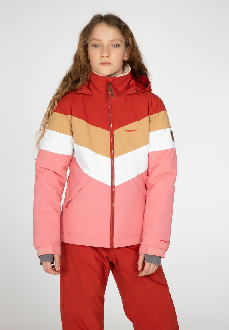 Protest - Snowboard jacket - think pink