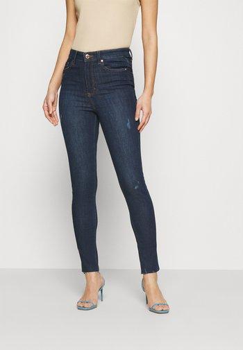 IVY - Jeans Skinny Fit - dark blue denim