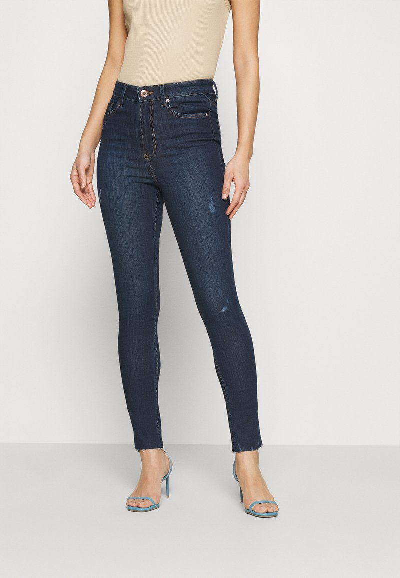 Marks & Spencer London - IVY - Jeans Skinny Fit - dark blue denim