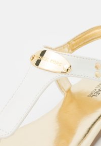 MICHAEL Michael Kors - TILLY JANE - Infradito - white smooth - 5