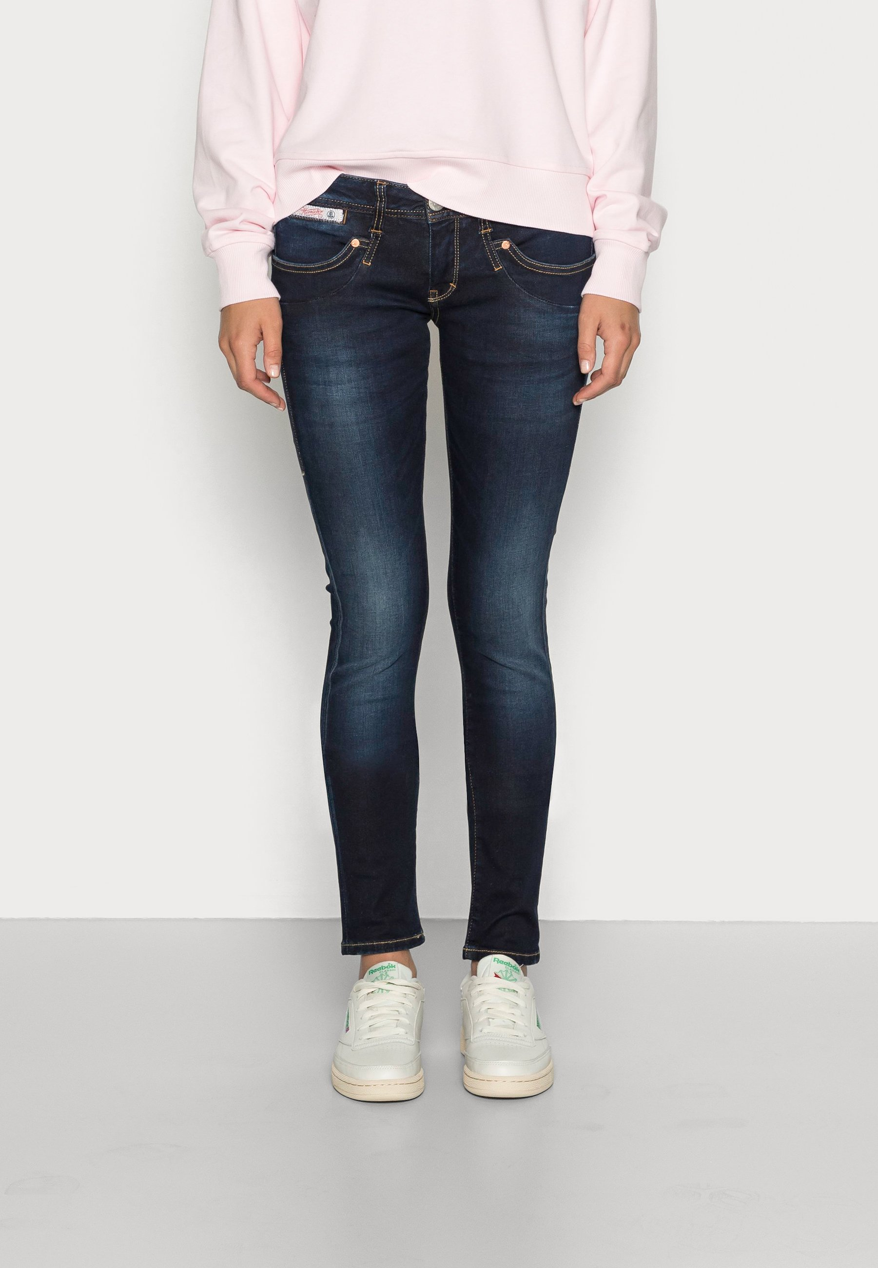 Women PIPER SLIM REUSED - Slim fit jeans