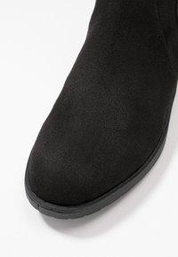 Anna Field - Stivali sopra il ginocchio - black - 2
