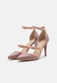 Anna Field - Zapatos altos - lilac - 2