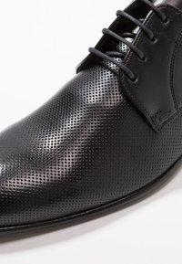 Lloyd - MAINE - Smart lace-ups - schwarz - 5