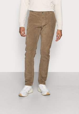 PANTS - Chino - brown