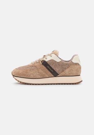 BEVINDA - Zapatillas - mud brown