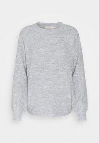 PCPERLA  - Svetr - light grey melange
