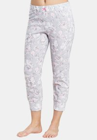 Rösch - Pyjamabroek - everyday grey - 1