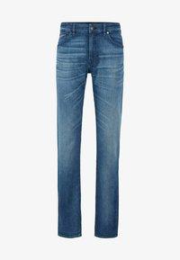 BOSS - Straight leg jeans - blue - 4