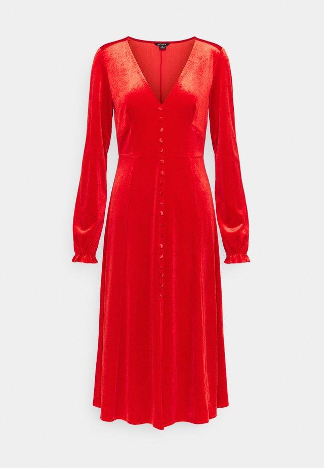 LOUISA DRESS - Day dress - red