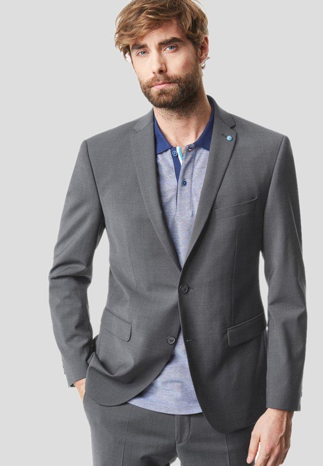 MIT KLEINMUSTE - Blazer - light grey