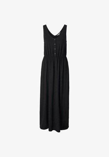 Maxiklänning - deep black