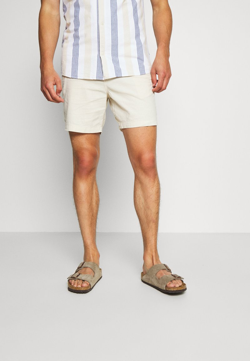 Selected Homme - SLHBENFIELD  - Shorts - turtledove