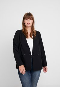 CAPSULE by Simply Be - OPP - Blazer - black - 0