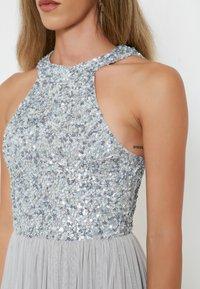 BEAUUT - Cocktail dress / Party dress - light grey - 4
