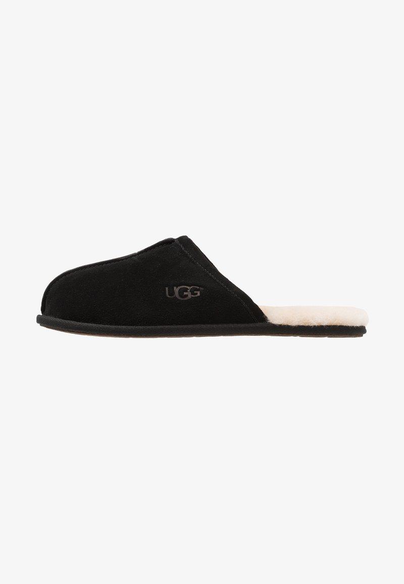 UGG - SCUFF - Domácí obuv - black