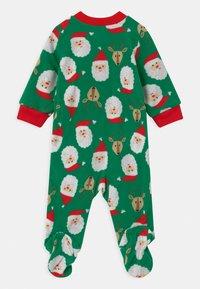 Carter's - CHRISTMAS UNISEX - Sleep suit - green - 1